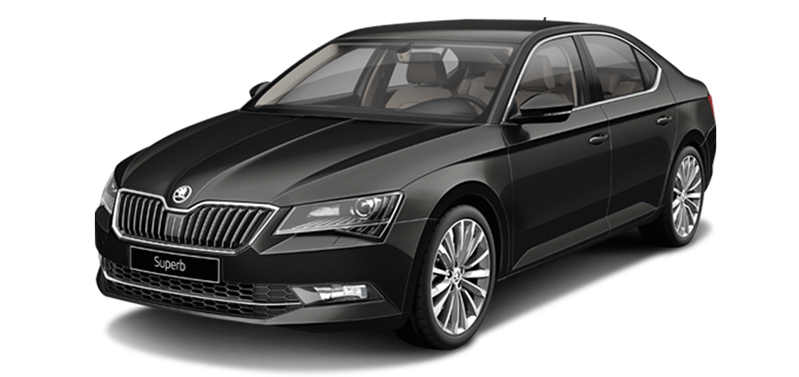 Škoda Superb 2.0 TDI 4motion L&K