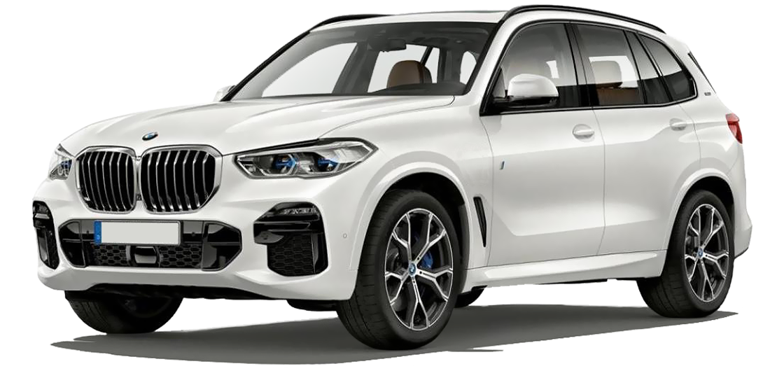 BMW X5 3.0 xDrive M-paket / new